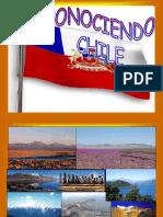 Zonas de Chile 2º AÑO BÁSICO