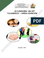 Plan de Consejería Del Istpc Anexo Asuncion