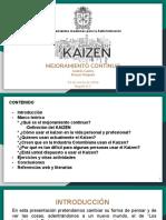 Kaizen, Mejoramiento Continuo