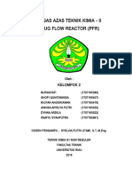 Makalah Plug Flow Reactor - Kel 2
