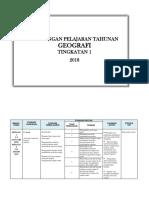 RPT Geo T1 2018