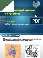 BPPV edit