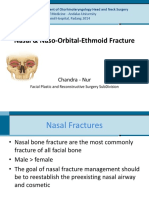 Nasal & Naso-Orbital-Ethmoid Fracture