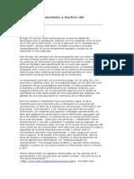 Procesos Documentales y Gestión Del Conocimiento