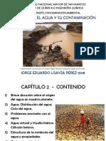 Capitulo 2-1 Agua - Origen y Disponibilidad 2018