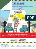 Prevenção de Acidentes Com Rede Elétrica - Construção Civil