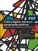 Cultura Digital Internet e Apropriações Politicas