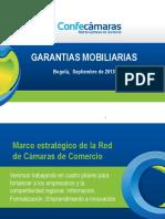 8 Confecámaras- Presentacion Garantias Mobiliarias - Asobancaria Cart 22 - 23 Agosto