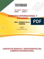 Comercio Internacional y Aduanero