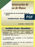 Analisis Costo Beneficio JT
