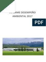 Informe de Desempeno Ambiental