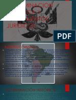 Determinacion Historica y Fundamentos PDF Utis y Libre Deter Fots y Mas
