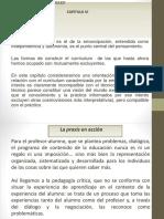 Capitulo VI Curriculum Como Praxis
