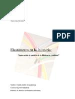 Los materiales elastómeros