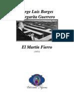 1953 - El Martín Fierro (Colaboración Con Margarita Guerrero) (2)