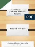 Pp Nonverbal Pattern