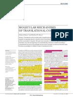 2-Molecular Mechanisms of Translational Control