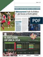 La Provincia Di Cremona 22-07-2018 - Abbonamenti