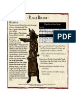 Plague Doctor[Fan Wfrp2]