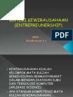 Materikewirausahaan 140223085559 Phpapp02 (1)