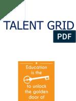 Talent Grid