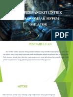 Tugas Presentasi Menggubah Gelombang Air Laut Menjadi Energi Listrik Sistem Oscillating Water Coloum (Owc)[1]