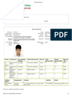 MTB View Resume