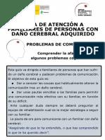 Manual de Recomendaciones Para Cuidadores de Pacientes Con Gran Discapacidad