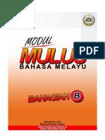 231551392 Modul Mudah Lulus MULUS UPSR Bahagian B