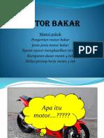 Motor Bakar Ppt Imanuel