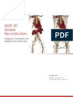 CT WP AIDR 3D Iterative Reconstruction Dose Reduction 2012