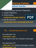 Linux Debian File Sharing Samba