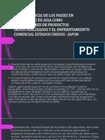 La Emergencia de Los Paises en Desarrollo De