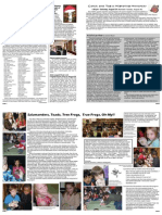 July 2009 Insert Lake Flyer Newsletter Winnebago Audubon Society