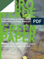 El Libro Verde de La Arqueología Subacuática.