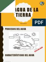 1 - PPT CARACTERÍSTICAS DEL AGUA 5º básico