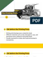 STS Printing Press