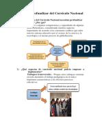 Orientaciones Para Diversificación Curricular