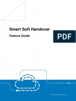 ZTE UMTS UR14 Smart Soft Handover Feature Guide