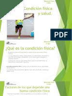 3ºESO. Tema 3. Condicion Fisica y Salud