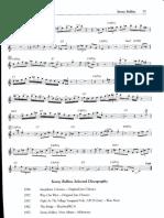Blues Saxophone by Dennis Taylor Eigenes Heft_75