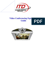 Video Conferencing Equipment Guide