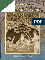 Flora and Fauna in Guru Nanak's Bani - Dr. Jasbir Singh Sarna