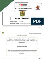 Plan Tutorial 2018