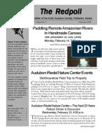 February 2005 Redpoll Newsletter Arctic Audubon Society