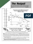 May 2006 Redpoll Newsletter Arctic Audubon Society