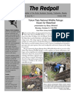October 2006 Redpoll Newsletter Arctic Audubon Society