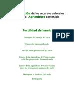 conservacion de los recursos naturales paa una agricultuira.pdf