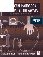 Acute Care Handbook for Physical Therapists 2nd ed - J. Paz, M. West (B-H, 2002) WW.pdf
