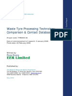 6 - Waste Tyre Processing Technology Comparison May 2006.pdf